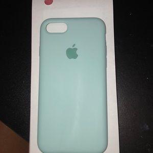 Apple silicone iPhone 8 case